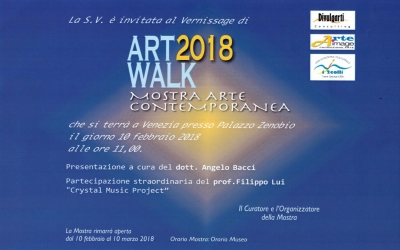 ARTWALK 2018 - Mostra d'Arte contemporanea - Venezia